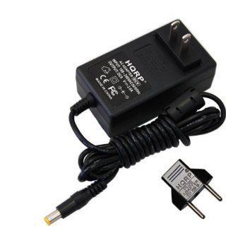 HQRP AC Adapter / Power Supply for Boss PSA 120S, ME 50, ME 20