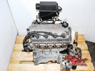 Honda Civic D15B Engine D16Y5 D16Y7 Civic LX Non vtec Long Block Civic