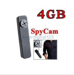 Spy Camera Dvr Mini Hidden Recorder Cam Camcorder HD DV 30FPS 4GB