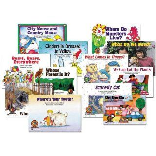 Creative Teaching Press Guided Reading Pack 3   Levels C D