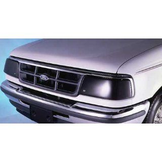 Auto Ventshade Headlight Covers, 2 Pc   Smoke, for the 2005 Ford F 250