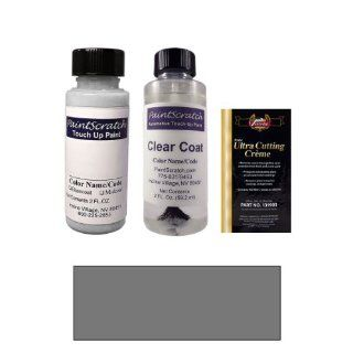 2 Oz. Charcoal Gray Metallic Paint Bottle Kit for 1986
