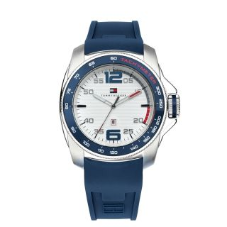 Tommy Hilfiger Blue Strap Sports Watch