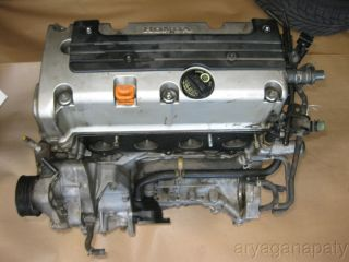 02 03 04 05 Honda Civic RSX Engine Motor Long Block K20A6 Vtec