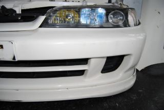 JDM Honda DC2 Front Conversion HID 94 01 Acura Integra Type R Nose Cut