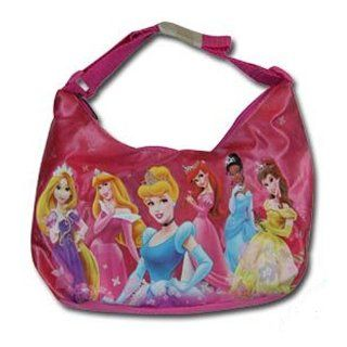 Disney Princess Girls Pink Hobo Handbag