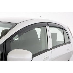 Mitsubishi I Miev Window Deflectors Genuine Vent Visor Rain Guard Wind