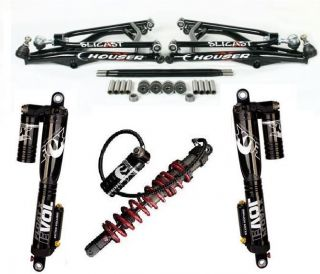Houser A Arms Fox DSC Evol Shocks Kit Yamaha Raptor 700