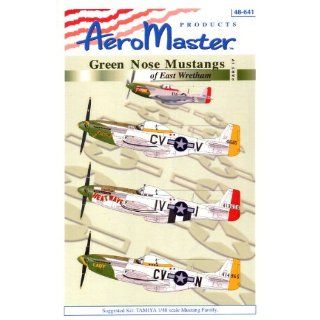 P 51 Green Nose Mustangs, Part 4 359th Fighter Group (1
