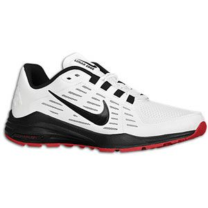 Nike Lunar Edge 13   Mens   Training   Shoes   White/Varsity Red/Wolf