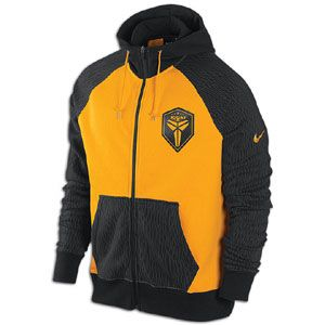 Nike Kobe KB24 Full Zip Fleece Hoodie   Mens   Basketball   Clothing