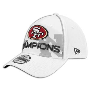 New Era NFL Conference Champions Cap   Mens   San Francisco 49ers