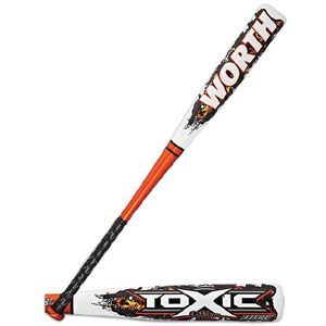 Worth Toxic Lithium Alloy BBCOR Baseball Bat   Mens   Baseball