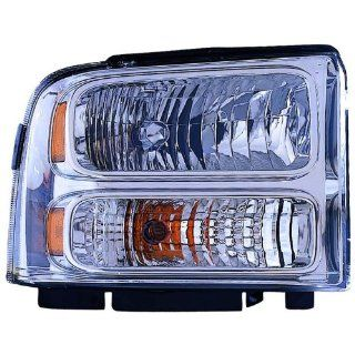 Ford F Pickup Truck Super Duty 05 08 Headlight Assembly Rh US