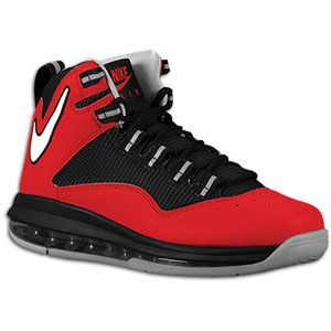 Nike Air Max Darwin 360   Mens   Basketball   Shoes   Red/Black/Grey