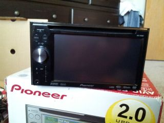 Pioneer AVIC F900BT in Dash DVD GPS Navigation Touch Screen Double DIN