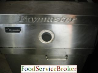 Frymaster Gas Deep Fryer MJCFSD Restaurant Commercial