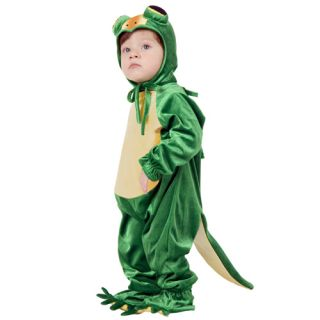 Lizard Animal Cute Dress Up Halloween Baby Infant Child Costume