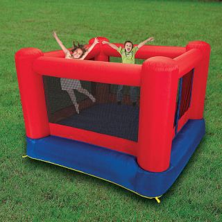 Sizzlin Cool 7x7 Foot Inflatable Bounce House