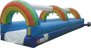 Slide Water Slide Commercial Inflatable Bounce House Moonwalk Pool