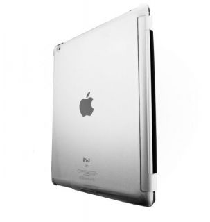 iPad 2 Snap on Hard Back Case Work with Smart Cover for Apple iPad
