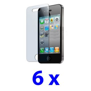 iPhone 4 4G 4S Anti Glare Matte Screen Protector Cover Shield