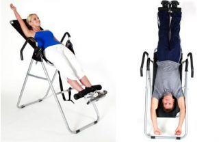 Inversion Table Invertion Therapy Back Pain Bench Board