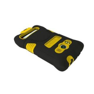 EVO YL Kraken Case for Sprint HTC EVO 4G w Screen Shield Yellow