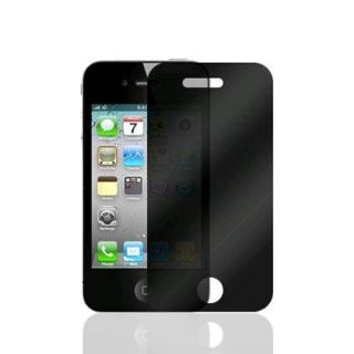 iPhone 4 4G 4S Privacy LCD Screen Protector Film Cover Shield Guard BH