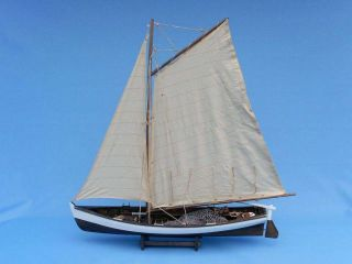 Big Game Fishing 28 Model Sailboat Model SHIP New