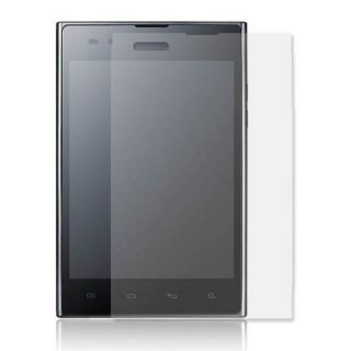 Invisible Clear LCD Screen Protector Film Verizon LG Intuition Optimus