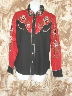 Ladies Gordon James Pre Owned Western Cowgirl Rodeo Queen Rhinestones