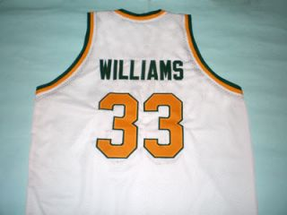 Jason Williams Dupont High School Jersey White New Any Size