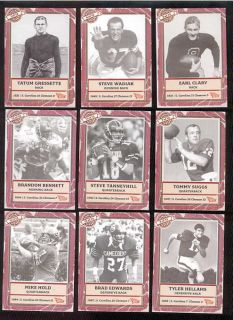 RARE Sec South Carolina Gamecocks Football Legends Regional Issue Must