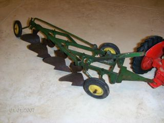 John Deere Toy Farm Plow