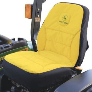 John Deere Compact Tractor Seat Cover Large