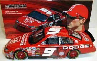Kasey Kahne 2004 Rookie Stripes Dodge Dealers Action Nascar Diecast 1