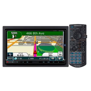 Kenwood DNX 9960 Auto Car AM FM CD DVD USB GPS Navigation Double DIN