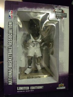 Kevin Garnett Limited Edition NBA Game Breakers Bobblehead 9 Tall
