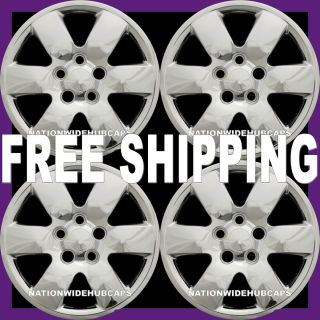 Kia Magentis 16 Bolt on Chrome Wheel Covers Rim Hub Caps 2007 2008