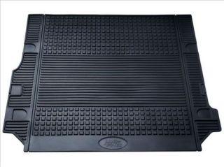 Land Rover LR3 LR4 Factory Rear Rubber Cargo Mat