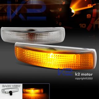 2006 2009 Land Rover Range Rover Sport Smoke Side Marker Lights