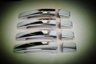 Land Rover LR2 LR3 LR4 Sport Chrome Door Handle Covers