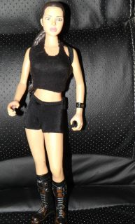 Lara Croft Tomb Raider Doll Angelina Jolie action figure Toy Doll 11