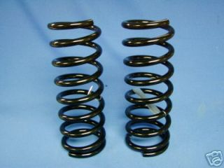 Mustang Front Coil Springs V8 1 Pair 65 66