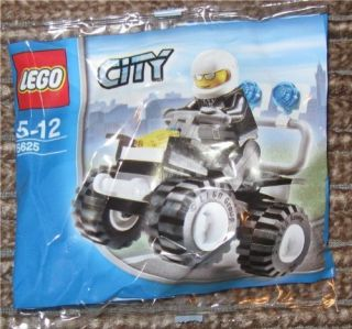 Lego City Police 4x4 Bagged Toy