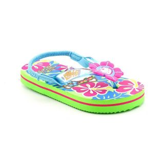 Hello Kitty Lil Tropic Infant Baby Girls Size 5 Pink Flip Flops