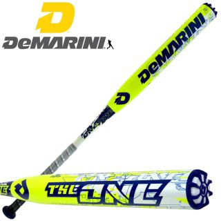 DeMarini The One Senior League WTDXSNS Slowpitch Softball Bat
