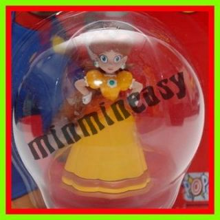 Nintendo Super Mario Bros 2 5 Toy Figure Doll Daisy V3