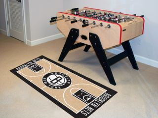 44 Basketball Court Runner Area Rug Floor Mat by Fan Mats